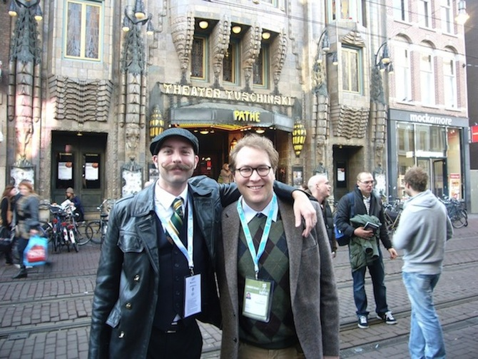 At the tuschinski